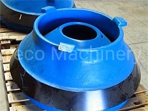 Concave & Mantle Terex Pegson Automax 1000