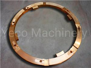 Eccentric Wear Plate Sandvik CH440