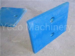 Liner Plate Terex Pegson 428 Trakpactor