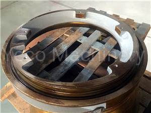 Rotary Seal Ring Terex Pegson AutoMax 1000