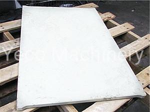 Toggle Plate Metso C125