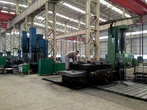 Yeco Machinery Parts - Workshop